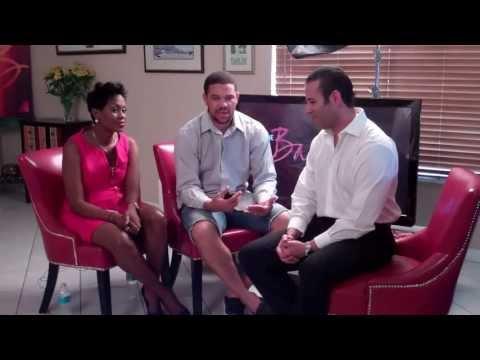David Octavio Gandell interviews Host Alicia Powell aka miss Basia