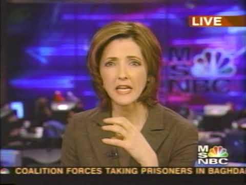 News - Iraq War - Part 1 - Tape 5 - No Longer Chemical Suits - Baghdad Bob - 7 Apr 2003