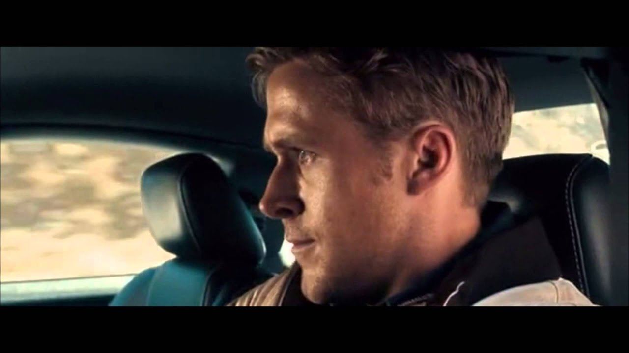 Drive (movie) chase between ford mustang gt 5. 0 & chrysler 300c.