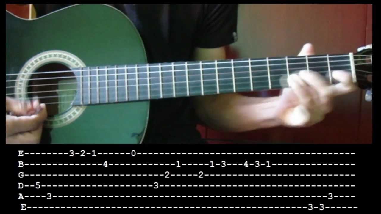 Solo de guitarra - 3 part 10