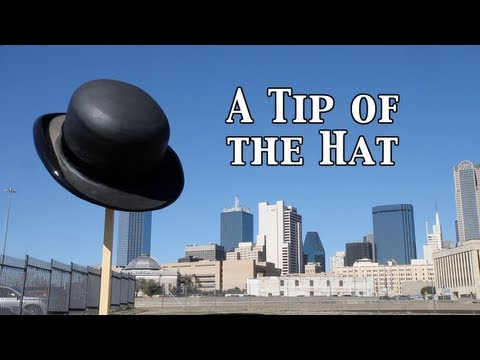 A Tip of  the Hat