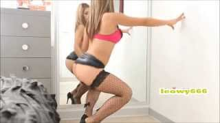 Repeat youtube video la chica mas sexi bailando