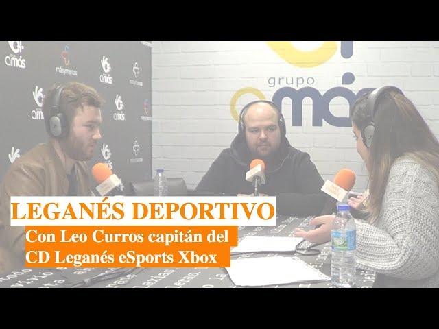 CD Leganés eSports en Leganés Deportivo