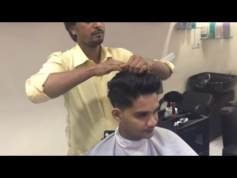 Best Barber In The World ★ Amazing Hair Styling By (Indian Barber Gulzar)