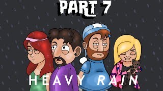 TAKE THAT, FROZEN PEOPLE! - Heavy Rain - Part 7 - Midnight Munchkins