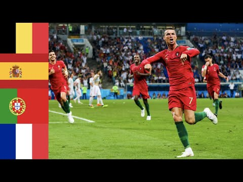 Most ENTERTAINING World Cup Matches EVER