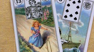 Кто мой будущий муж 💘 Расклад из 6 карт Ленорман