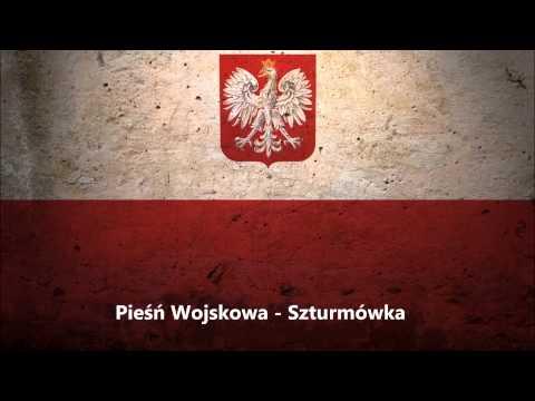 Pieśń Wojskowa - Szturmówka - Ej, po drogach dmie wichura
