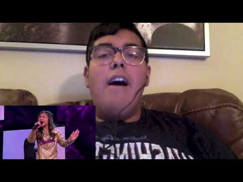 Reacting to AGT Angelica Hale
