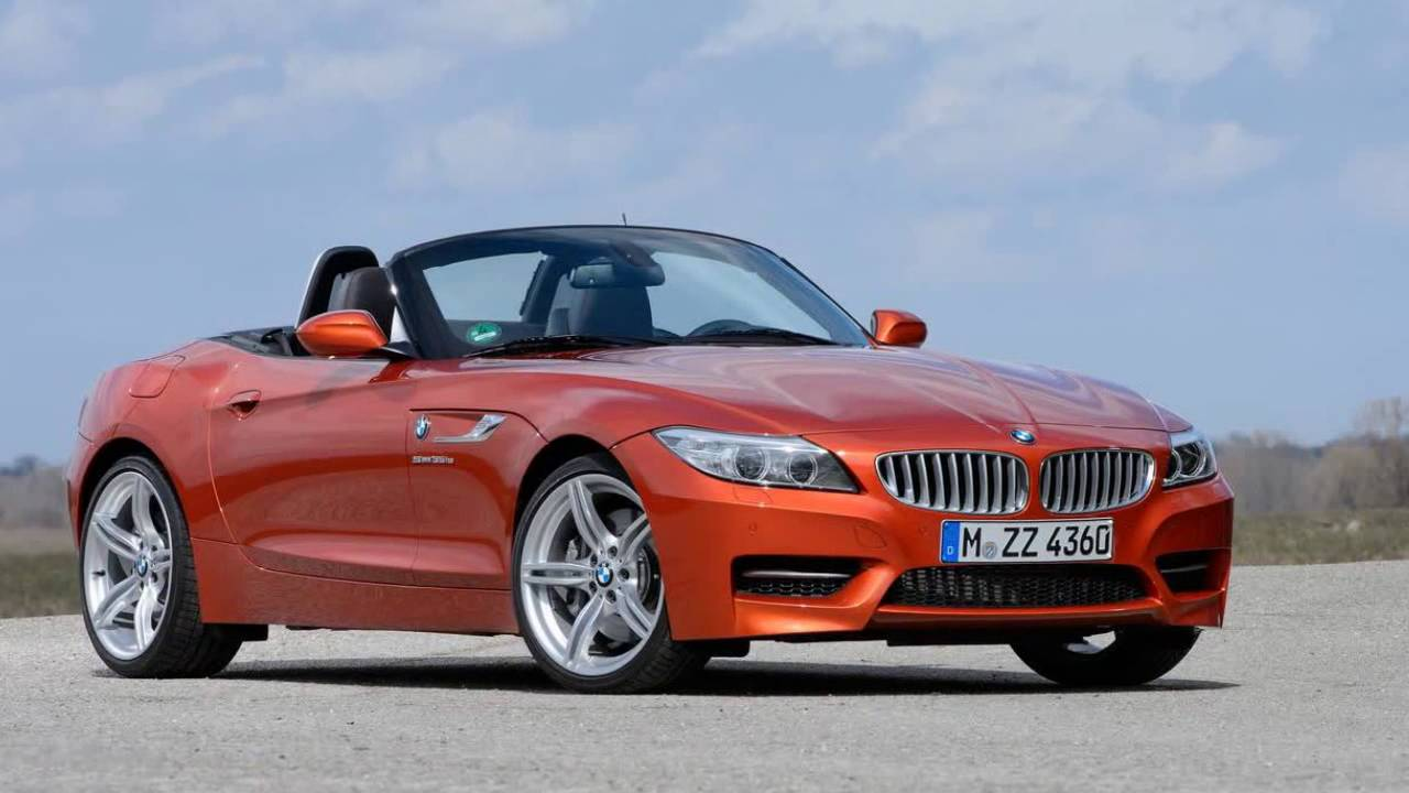 Bmw Z4 2017 All New Car Youtube