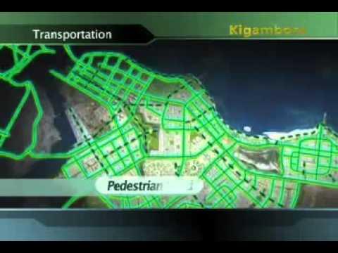 Kigamboni - New Dar City Center