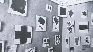 In Search of 0,10 – The Last Futurist Exhibition of Painting / Fondation Beyeler