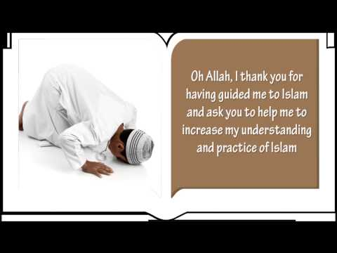 Moosa Richardson-Benefits from the Hadeeth of Jaabir ibn Sulaym(Guidance for the new Muslim)