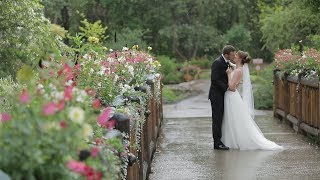 Denver Botanic Gardens Chatfield Farm Wedding