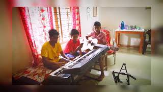 Padunnu priya rangangal chiri mayathe nagaram music