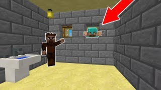 FAKİR ZENGİNİ HAPİSTEN KAÇIRIYOR! 😱 - Minecraft Video