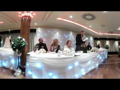 Thomas & Pamela Carr - 360/VR Speeches - Ingliston Country Club Bishopton -