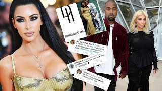 KIM and KANYE get DRAGGED by Fans and EXPOSED! Kim Kardashian's CLAP BACK shows her FAKE SIDE!