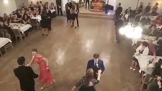 Předtančení Hasičský ples 2020