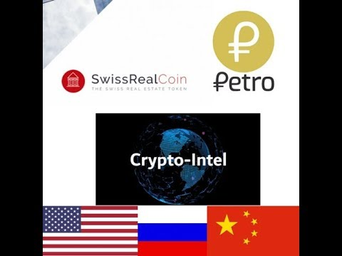 Petro Coin, Swiss Real Coin, and the introduction to my channel