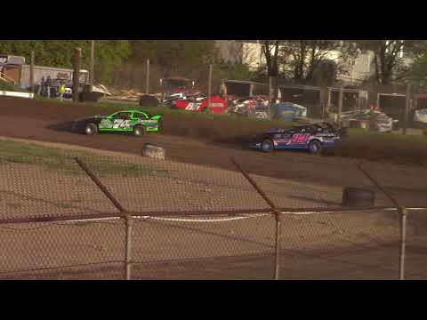 Genesee Speedway Street Stock Heat Two Part Two 5-12-18