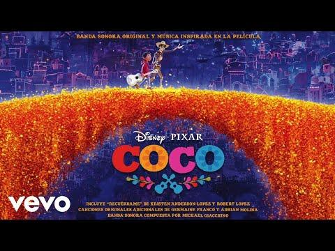 """Recuérdame Interpretada por Ernesto De la Cruz De """"Coco"""" Only"""