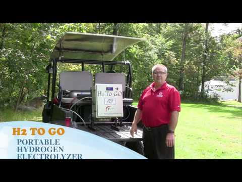 Solar Hydrogen Fuel Cell Electric Off-Road Vehicle