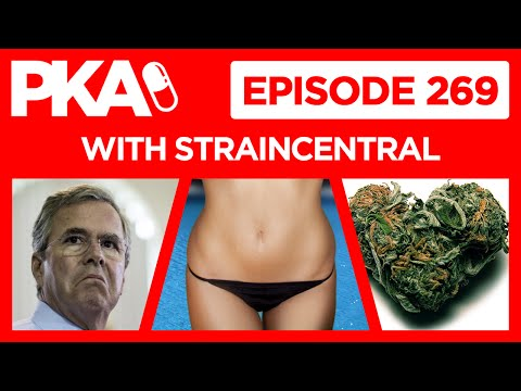 PKA 269 with Josh Strain   Belly Button Love, Rare Possesions, Jeb Bush's Saddest Moments