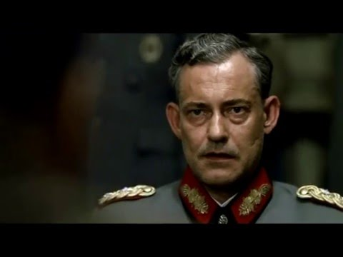 Downfall/Der Untergang - Deleted Scene. Krebs negotiates with Soviets. (Original translations.)