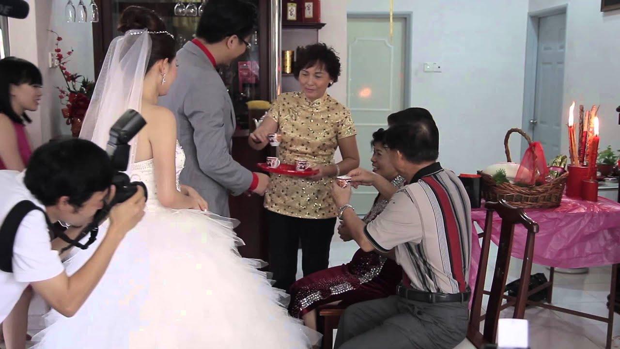 My Wedding Tea Ceremony Part 1