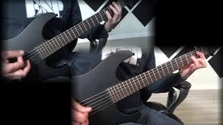 ESP LTD M-Black Metal Demo