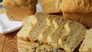 Домашний хлеб на молоке Хлеб домашний в духовке(Хоть раз, попробовав испечь домашний хлеб на молоке https://www.youtube.com/watch?v=Jh3RxvAt5RI, раз и навсегда забываешь о..., 2015-04-22T09:55:46.000Z)