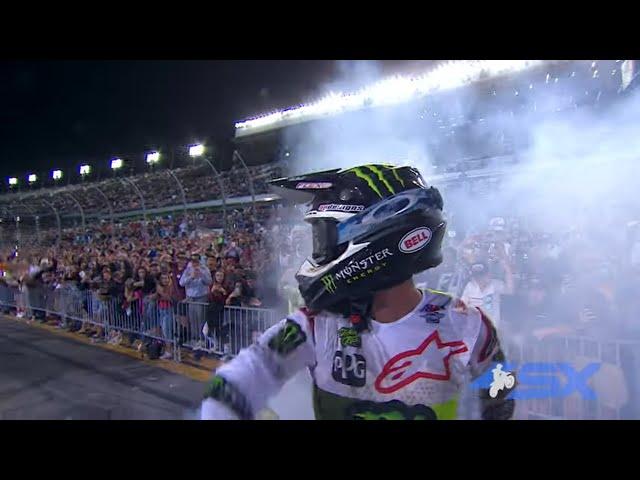 Eli Tomac - 2019 Supercross Highlights