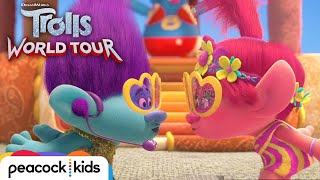 Trolls Perform Pop Medley | TROLLS WORLD TOUR