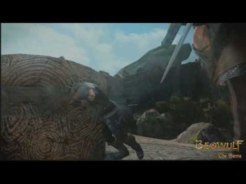 Beowulf Video Game Trailer