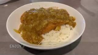 CHICKEN KATSU CURRY RECIPE! - cheap easy cooking