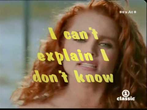 Belinda Carlisle – Leave a light on – with lyrics