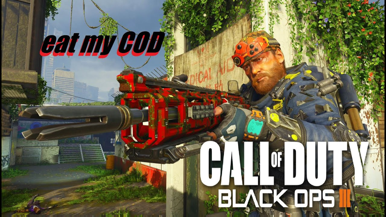 Call Of Duty Black Ops 3 : EAT MY COD - A BATTLE for 1ST place with friends - BO3 PS4 Live EVENT