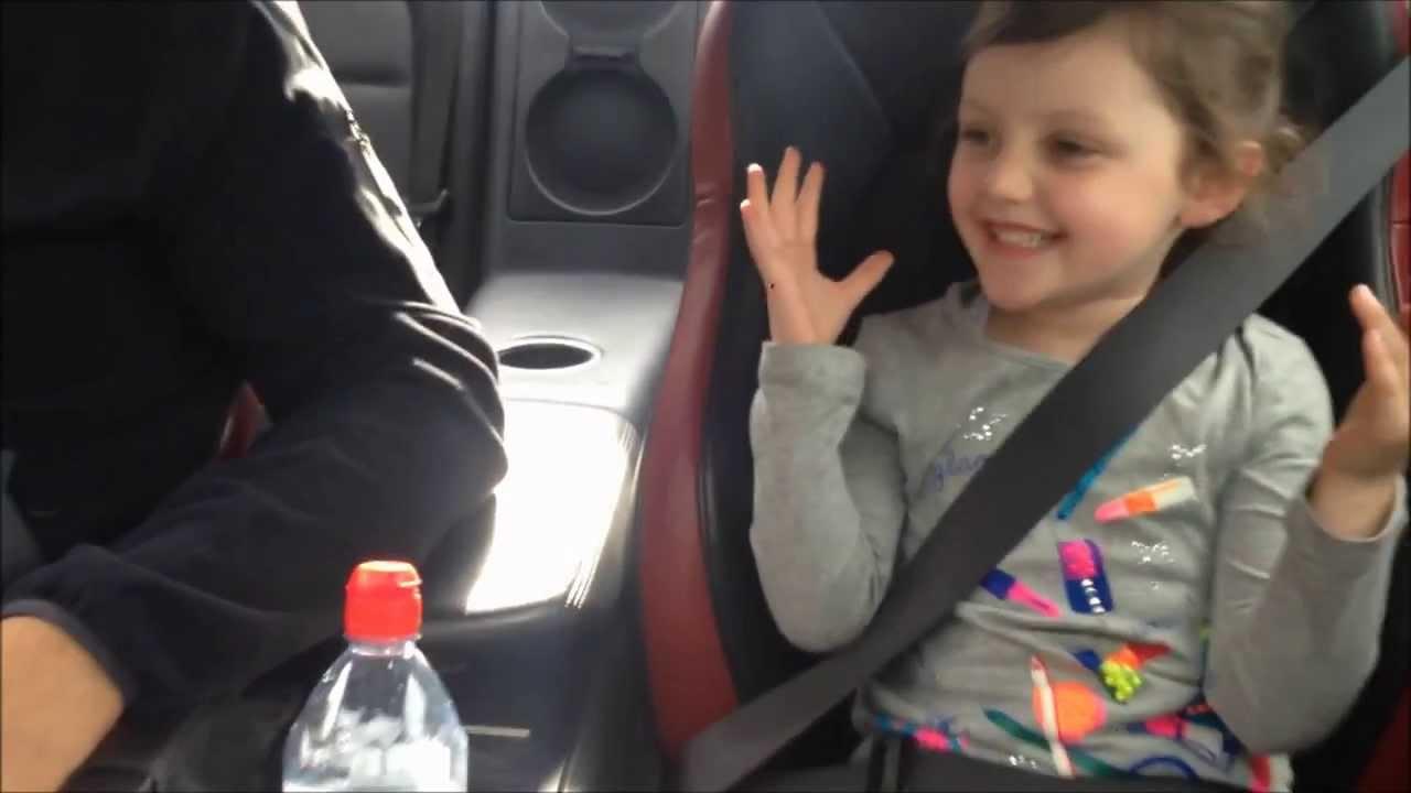 Dont Tell Mummy! Vater und Tochter im 1000 PS Boliden