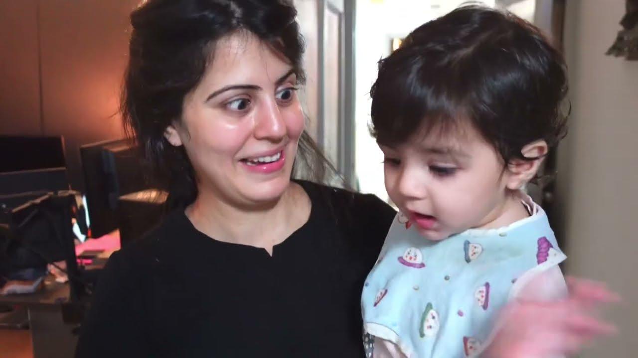 Makkhi Ne Rula Diya | Got our Second Dose ...