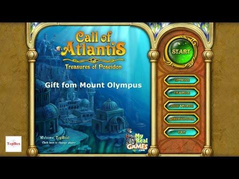 Call Of Atlantis Treasures Of Poseidon Gameplay ⭐ Gift Fom Mount Olympus