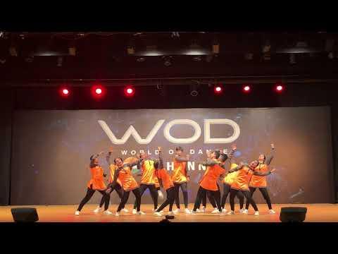 World of Dance 2018|Chennai Qualifier| TEAM RUGGED