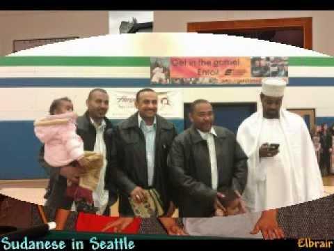 سودانيون فى سياتل - ؛.USA.؛ - Sudanese in Seattle