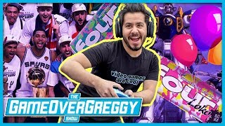 Celebrating Andy's 1 Year Anniversary - The GameOverGreggy Show Ep. 227