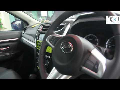 The Perodua Aruz launches (Autocity Juru)