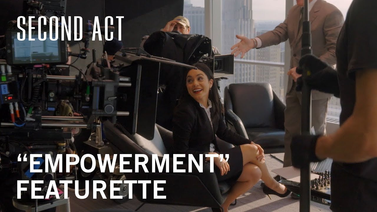 "Second Act | ""Empowerment"" Featurette 