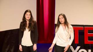 Why we should talk about our low self-esteem | Belen Martinic & Margherita Girardi | TEDxYouth@WISS