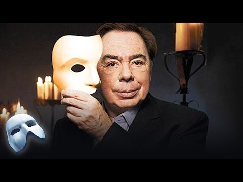 'Andrew Lloyd Webber On The History of the Phantom' - Behind the Scenes | the Phantom of the Opera