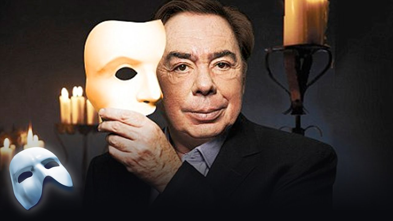 Andrew Lloyd Webber On The History of the Phantom' - Behind the ...