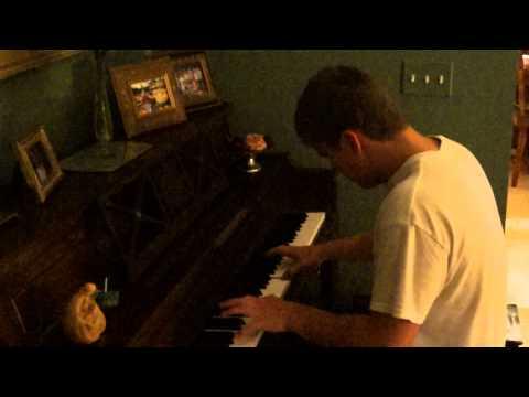 Backstreets piano intro cover